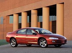 2002 Chrysler Intrepid R/T