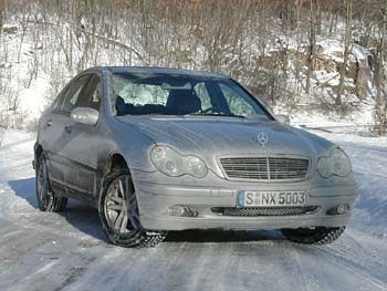 Mercedes-Benz C320 4Matic