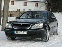 Mercedes-Benz S430 4Matic
