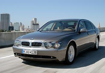 2003 BMW 760Li