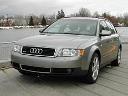 2003 Audi A4 1.8T Avant quattro