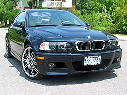 From the Vault: 2003 BMW M3 Coupe car test drives bmw