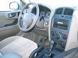 2003 Hyundai Santa Fe GL FWD