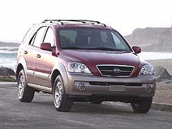 2003 Kia Sorento