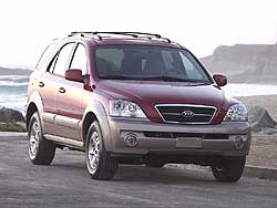 Used Vehicle Review: Kia Sorento, 2003 2009 used car reviews kia