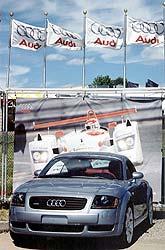 2002 Audi TT ALMS