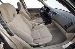 2004 Honda Civic Sedan Si