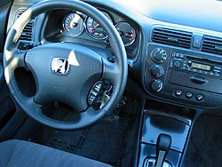 2004 Honda Civic Sedan Si