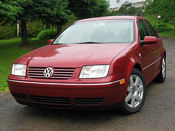 2004 VW Jetta TDI Sport Edition