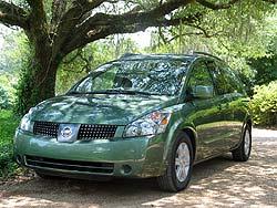2004 Nissan Quest