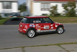 Williams-Harper Mini Cooper S