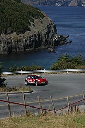 2004 Targa Newfoundland - Williams/Harper Mini Cooper S