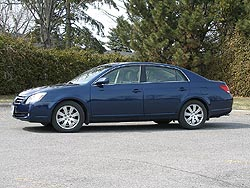 Used Vehicle Review: Toyota Avalon, 2005 2009  used car reviews toyota reviews