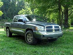 2005 Dodge Dakota Quad Cab