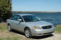 2005 Ford Five Hundred SEL AWD