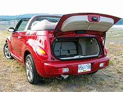 2005 Chrysler PT Cruiser GT Convertible2005 Chrysler PT Cruiser GT Convertible