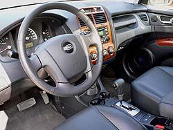 2005 Kia sportage EX-V6
