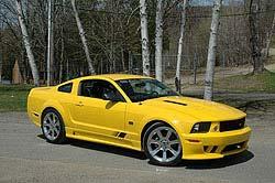 2005 Saleen Mustang