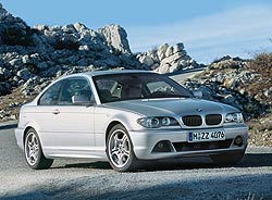Retrospective: BMW 3 Series car history and auto shows