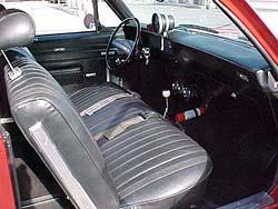 1970 SS 396 Nova