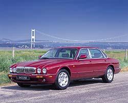 Jaguar Sovereign (XJ6), 1998-2003