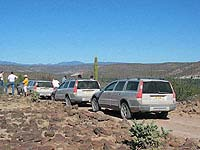 2005 Volvo XC70 in Baja California