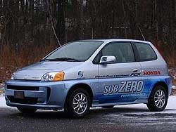 2006 Honda FCX
