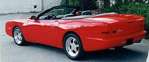 2001 Avanti