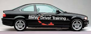 BMW Driver Training