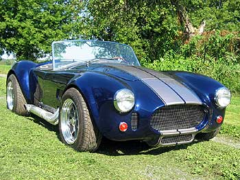 Cobra kit car