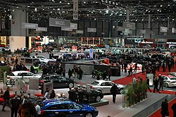 2005 Salon International de l'Auto in Geneva
