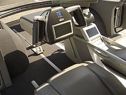 GM Hywire interior