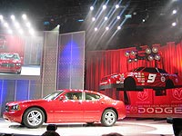 Dodge Charger debuts in Detroit