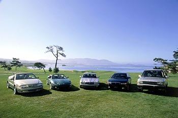 Premium Automotive Group 2001