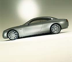 2001 Jaguar R-Coupe Concept