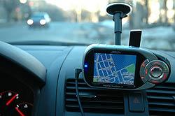 Magellan Roadmate 300 navigation system