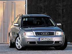 2003 Audi S6 Avant