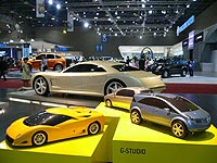 Feature: 2005 Seoul Motor Show car history and auto shows