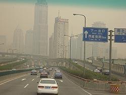 Shanghai gloom