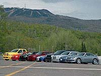 Chrysler Division SRT line