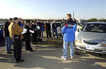 Test Fest October 2003