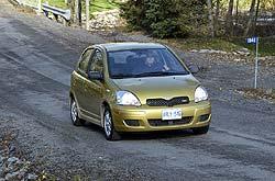 2004 Toyota Echo Hatchback