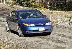 2004 Saturn Ion Quad Coupe