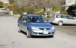 2004 Mitsubishi Lancer Sport Back