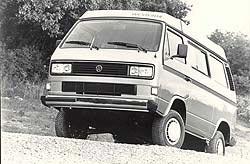 1986 Vanagon