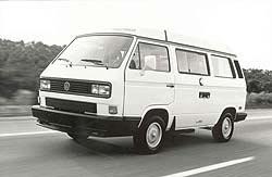 1990 Vanagon Westfalia