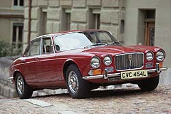 Jaguar XJ6, Series 1, 1968-73