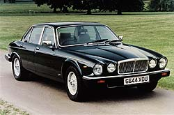 Jaguar XJ6 Series 3, 1979-92