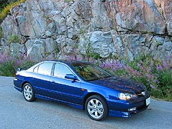 Test Drive: 2003 Acura 3.2 TL Type S A Spec car test drives acura