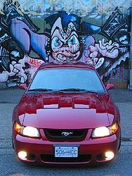 2003 Ford SVT Mustang Cobra